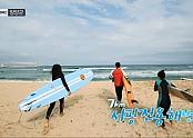 YTN 양양군 서핑 홍보영상